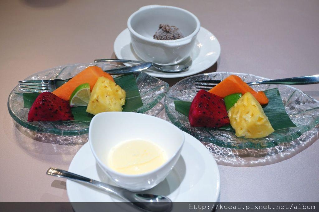 飯後甜點水果