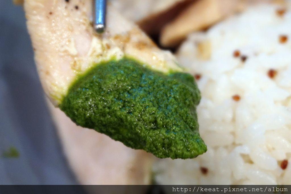碳烤雞胸香料青醬