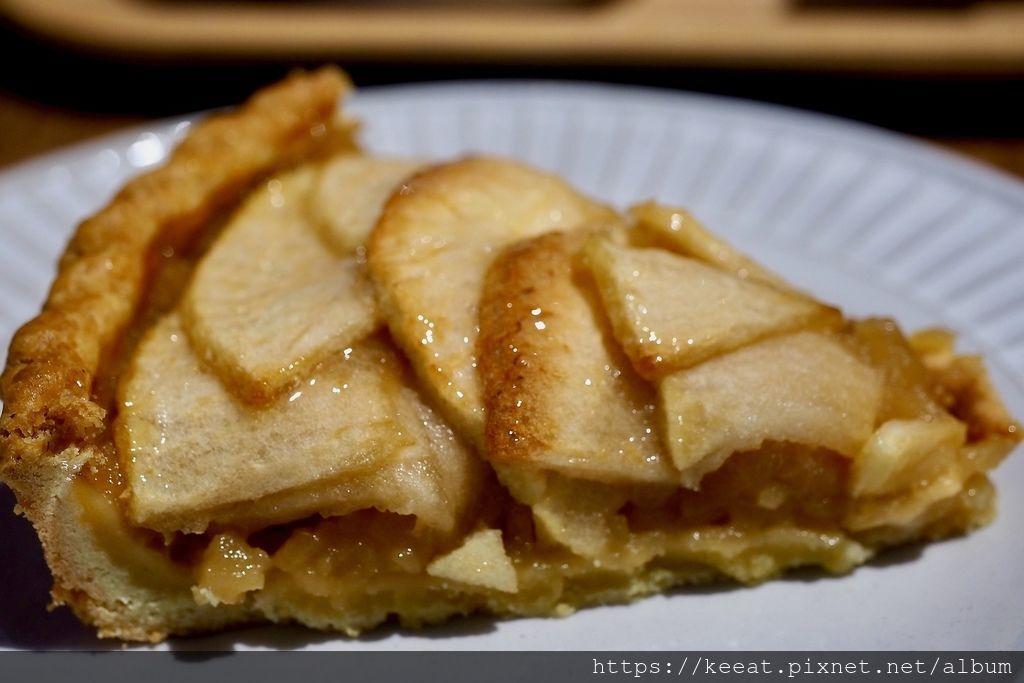 焦糖蘋果塔