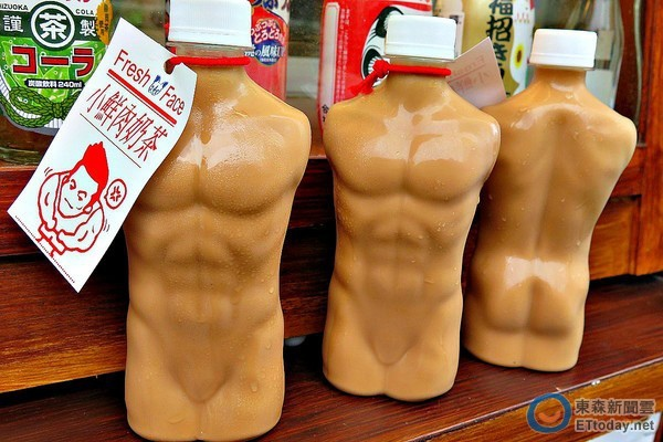 超熱銷台南小鮮肉奶茶 遭踢爆「致敬」日本產品
