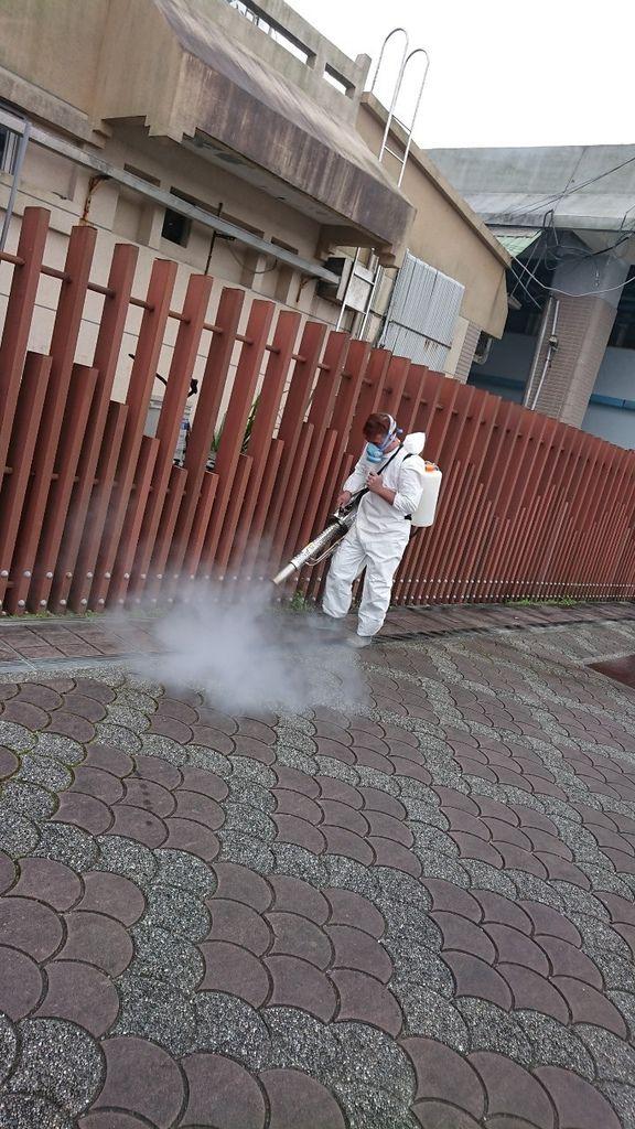 直銷中心大消毒 拒絕武漢病毒_200218_0016.jpg