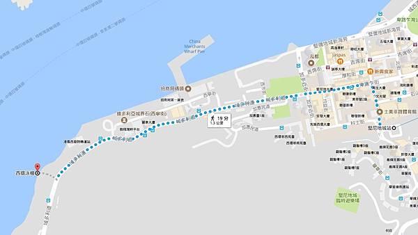 map_港鐵堅尼地城站-西環泳棚.JPG