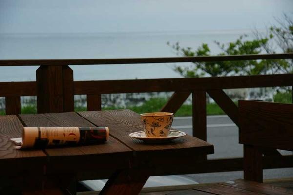 戶外觀海陽台。