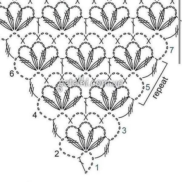 4葉花批巾