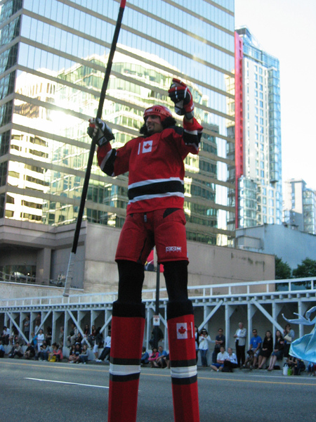 Canada Day Parade~