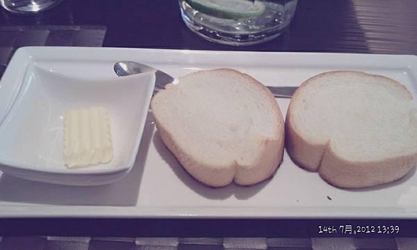 牛油烤麵包