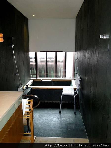 礁溪老爺大酒店的無障礙浴室