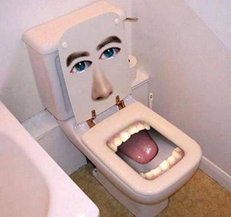 全球最曖昧廁所大亂鬥19