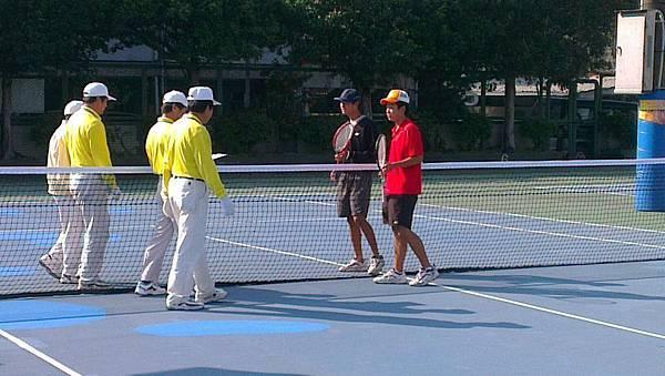 麟洛國中軟網比賽2