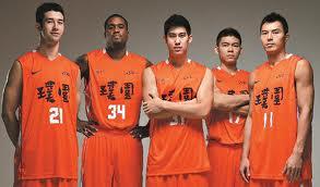 璞園籃球隊球員