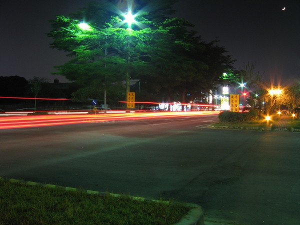 東豐路夜拍