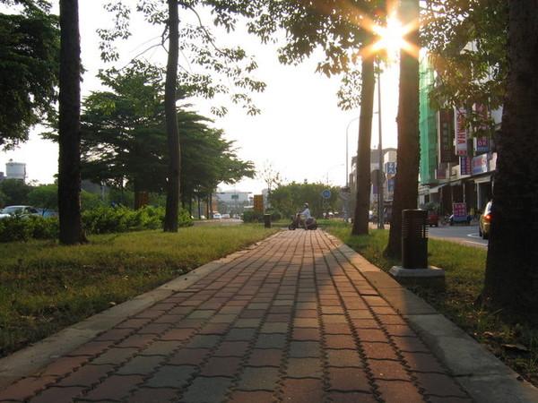 東豐路腳踏車步道