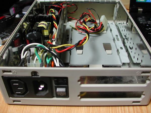 SCSI HDD外接盒