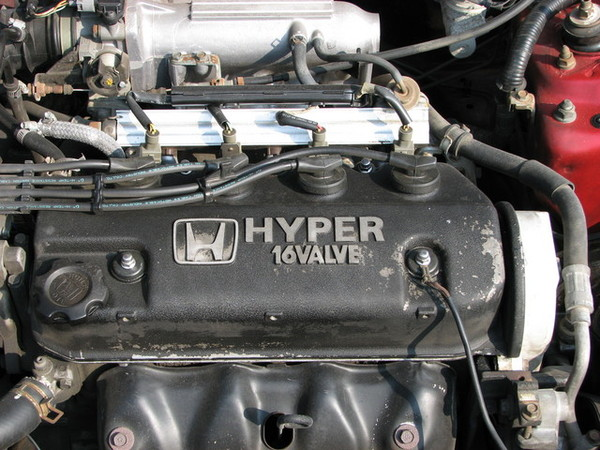 不是VTEC版本的引擎