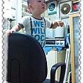 20110630(1Y4M26D)裝鬼臉3