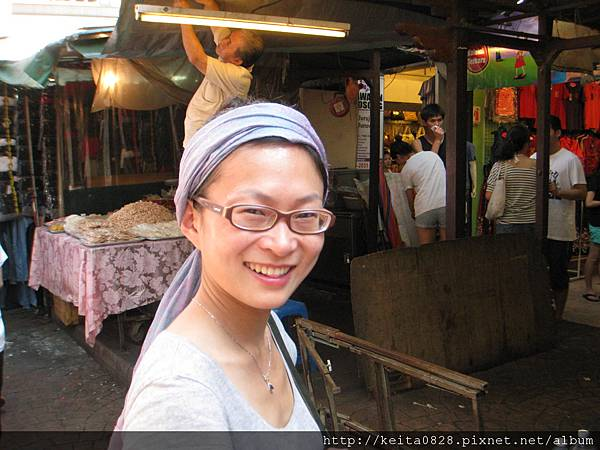 印度認識的中國女孩
