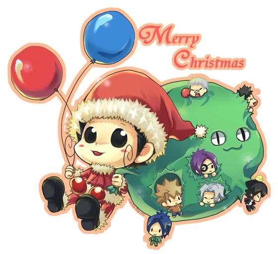 2008聖誕節賀圖