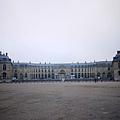 凡爾賽宮美美的!!!