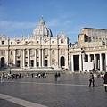 梵蒂崗真的是個很神奇的國家