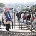 俯瞰巴黎!!