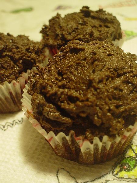 choclate muffin