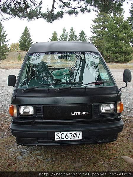 our van Black Velvet.JPG