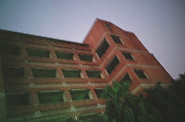 這大樓沒鬧鬼...
