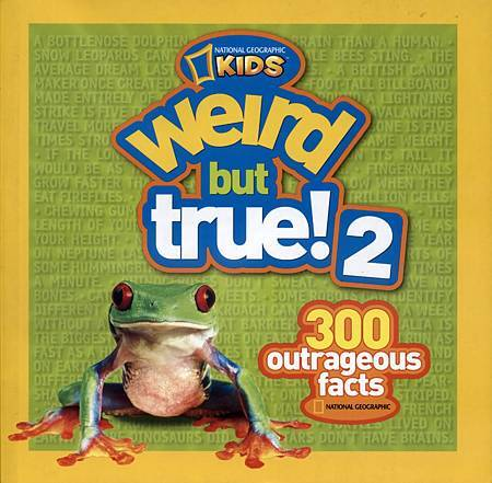 Weird But True 2 - Cover Page