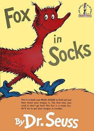 Fox in Socks - Cover Page