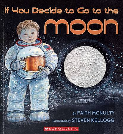 IF YOU DECIDE TO GO TO THE MOON - COVER PAGE