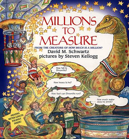 MILLIONS TO MEASURE - COVER