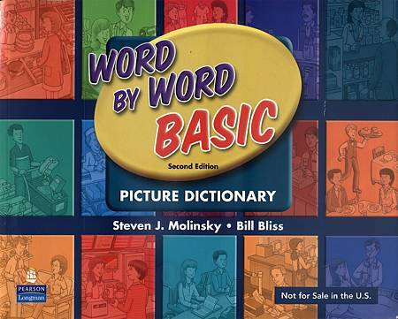 WORD BY WORD BASIC - COVER