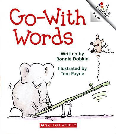 GO-WITH WORDS - COVER PAGE