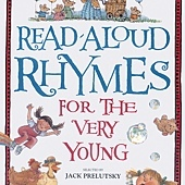 READ ALOUD RHYMES FOR THE VERY YOUNG - COVER