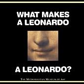 WHAT MAKES A LEONARDO - COVER