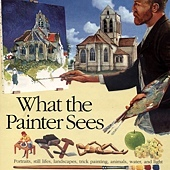 WHAT THE PAINTER SEES - COVER