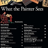 WHAT THE PAINTER SEES - PAGE 1