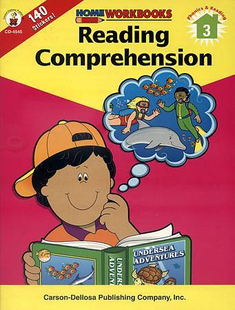 (4) READING COMPREHENSION - COVER