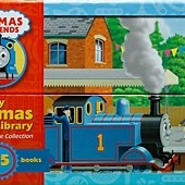 THOMAS & FRIENDS - BOX COVER (CLOSED)