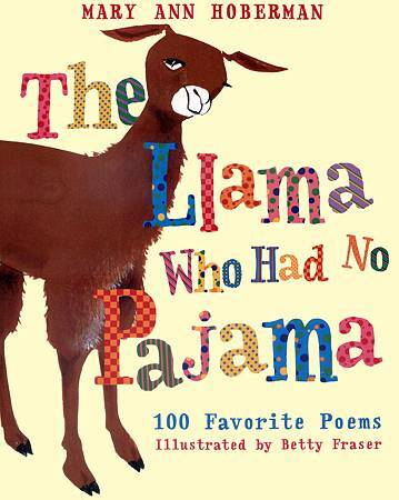 歡樂童年唸童詩 THE LLAMA WHO HAD NO PAJAMA - COVER