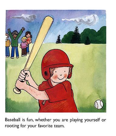 MY BASEBALL BOOK - 1