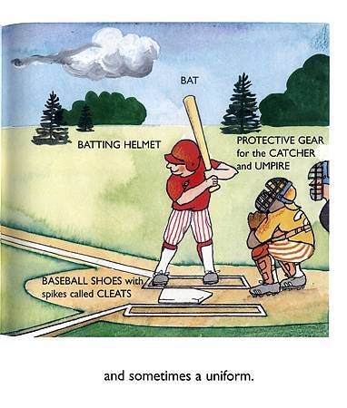 MY BASEBALL BOOK - 3