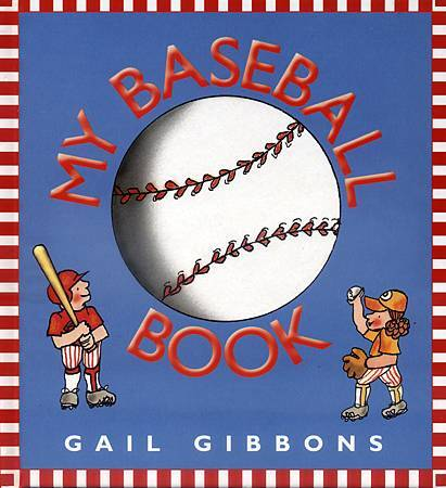 MY BASEBALL BOOK - COVER