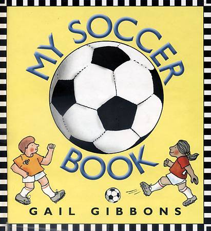 MY SOCCER BOOK - COVER