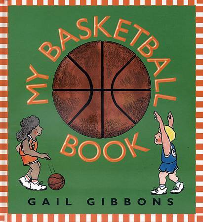 MY BASKETBALL BOOK - COVER