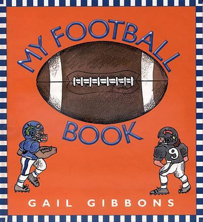 MY FOOTBALL BOOK - COVER