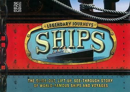 LEGENDARY JOURNEYS - SHIPS