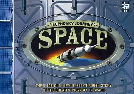 LEGENDARY JOURNEYS - SPACE