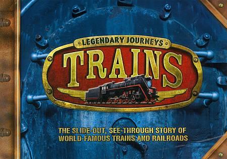 LEGENDARY JOURNEYS - TRAINS