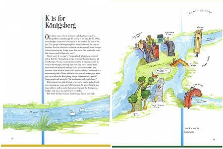 G IS FOR GOOGOL - PAGE 22+23 KONIGSBERG